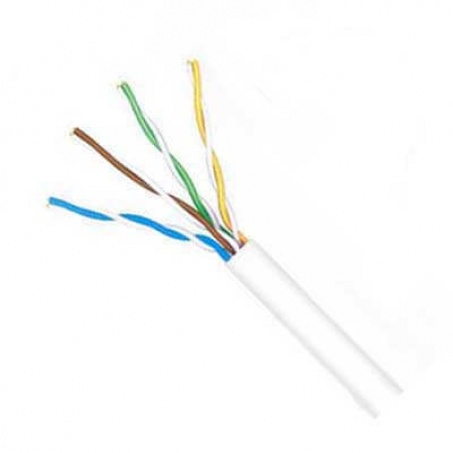 Кабель витая пара Hortex UTP CAT 5 CCAG (25 AWG/4 пары)